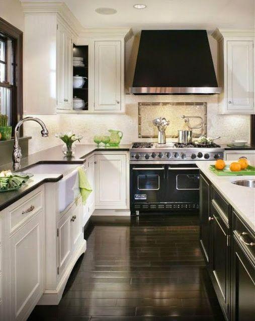 Beautiful kitchen: