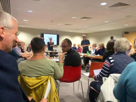 Frome town council  September meeting 2015