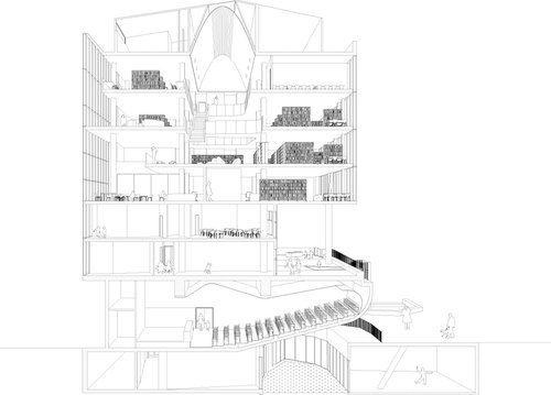 Rahola Vidal arquitectes — Edificio Collage