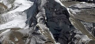Shiva's face on Mount Kailash. What is the real story behind it?