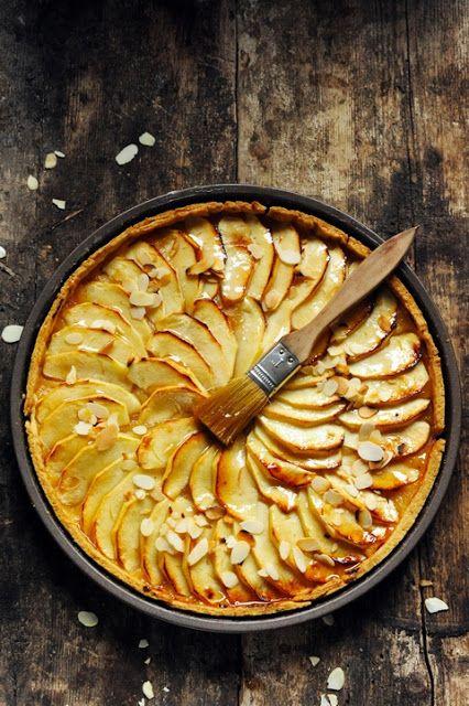 Se souvenir du goût des choses… La tarte aux pommes à la compote pom'pom'pêche ! | Mais pourquoi est-ce que je vous raconte ça... Dorian cuisine.com