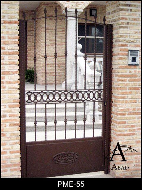 Puertas Metalicas Exteriores Puertas De Metal Modelos De Puertas Disenos De Puertas Metalicas