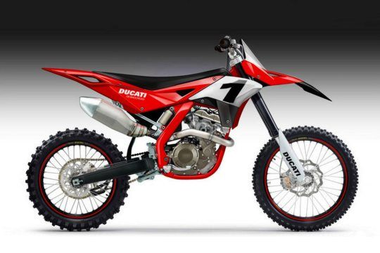 The Internet Thinks Ducati Is Working On A 450cc Motocross Bike Motocross Bikes Ducati Motorcycle Dirt Bike
