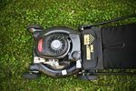 How to Clean a Gas Tank on a Lawn Mower | eHow