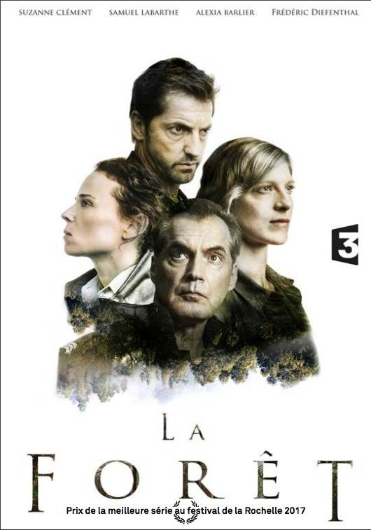 La Foret France 3 2017 Tv Series Netflix Television Show