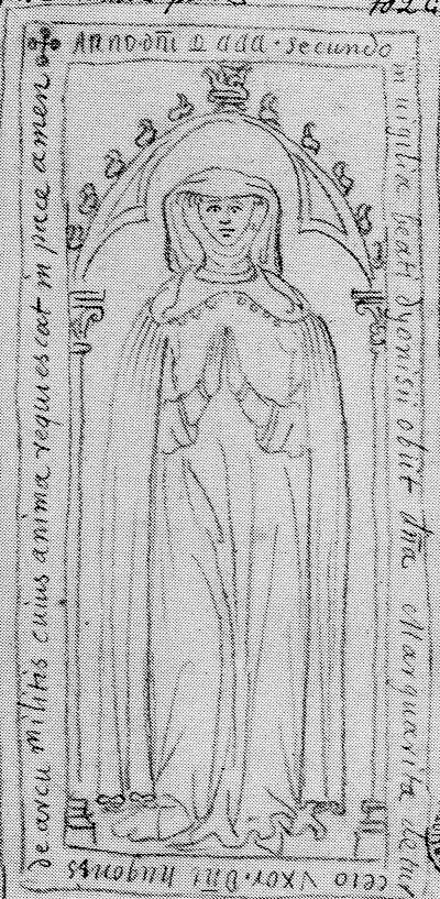 Marguerite de Turcy (1302)