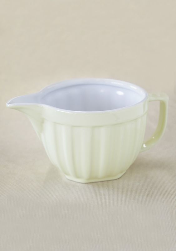 Stonybrook Large Mixing Bowl In Yellow at #Ruche @Ruche