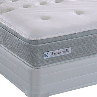 Queen Sealy Posturepedic Solon Firm Mattress by Sealy $492 00