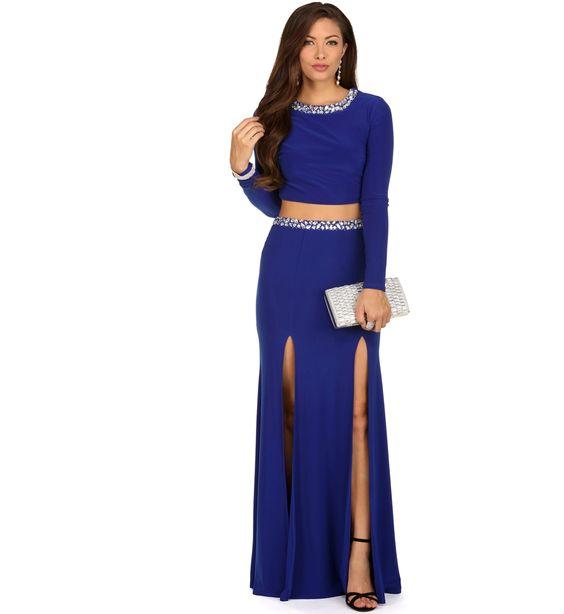 Giada- Royal Formal Dress