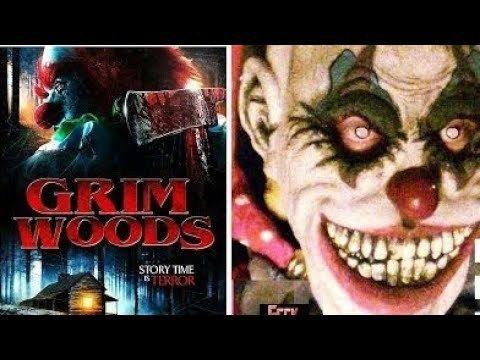 أخطر أفلام الرعب 2020 Hd فيلم Grim Woods2020 Hd Halloween Face Makeup Halloween Face Face Makeup