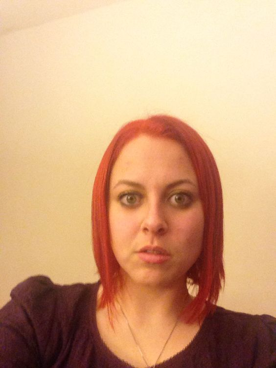 New red hair!!!