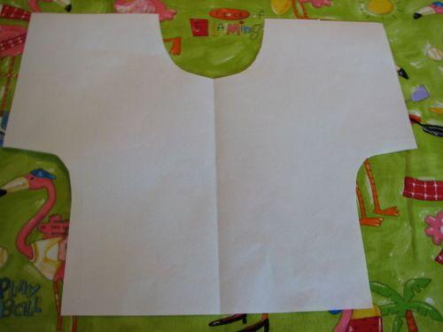 Kitchen Towel Dress Pattern