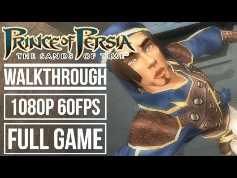 Prince Of Persia The Sands Of Time Gameplay Walkthrough Full Game