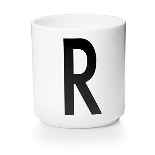 Design Letters Porzellan Cup Trinkbecher 1020100-R…