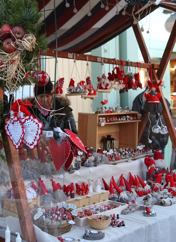 Janice Issitt Life Style: Swedish Christmas Market