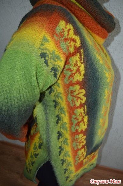 Ой, боюсь даже показывать - свитер, берет и снут из Кауни - Вязание - Страна Мам