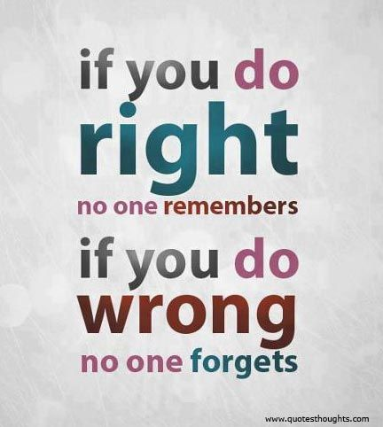 QuoteOfTheDay Right v Wrong.   #FamousQuotes   Pinterest   Best ...