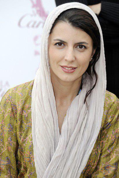 Leila Hatami, membre du jury du festival de Cannes 2014 # ... Leila Hatami