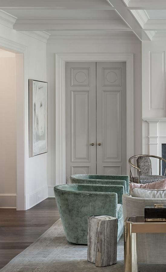 Anne Decker Architects | Selected Works | New Homes | Kent House | Chic  Interiors | Pinterest | Architects, House And Doors
