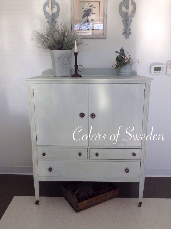 Misty fjord paint and lime wash glaze from colors of sweden colors of sweden pinterest Lime washed bedroom furniture