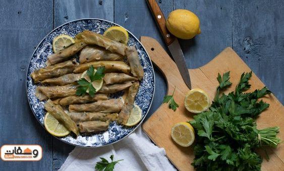 طريقة عمل محشي كرنب مع أكبر 3 شيفات Food Sausage Chicken