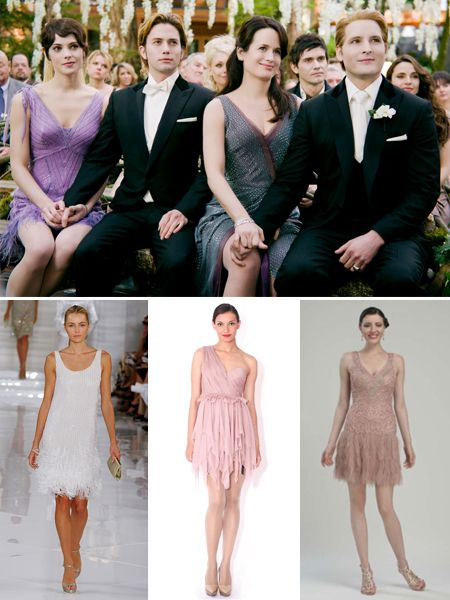 twilight bridesmaid dresses