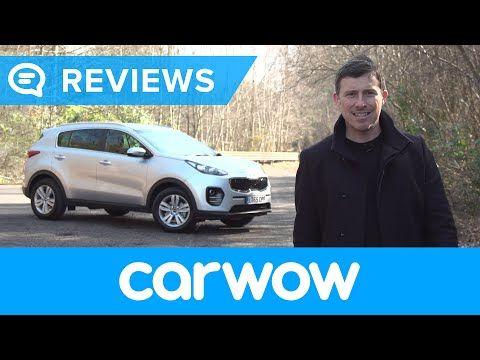 Kia Sportage Suv 2018 Review Mat Watson Reviews Youtube Sportage Kia Kia Sportage