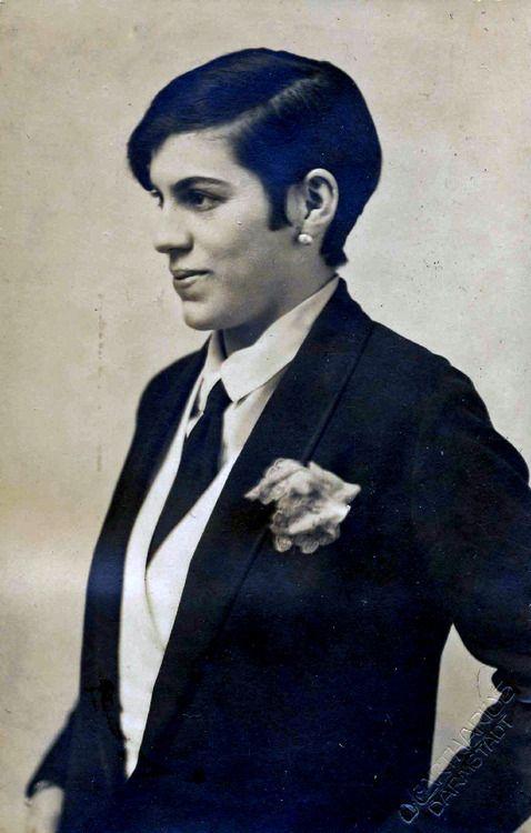 """""""Betty Karrenbauer"""", 1920s, Germany"""