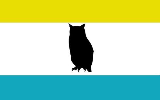 Bandera De Utopia By 3d4d Flag Flag Design Coat Of Arms