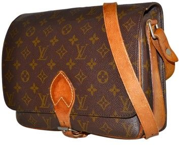 Louis Vuitton Vintage Cartouchiere Gm Brown Cross Body Bag. Get the trendiest Cross Body Bag of the season! The Louis Vuitton Vintage Cartouchiere Gm Brown Cross Body Bag is a top 10 member favorite on Tradesy. Save on yours before they are sold out!