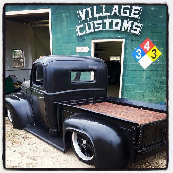 Village Customs Rod For Sale Autos Post