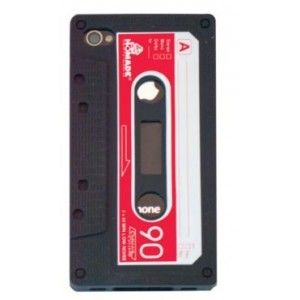 a Gift for Geek: Iphone4/4s Cassette Cases  £6.99 tax incl. FREE SHIPPING. A perfect Christmas gift.