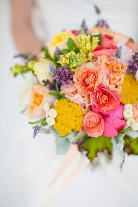 a bouquet so bright, you need shades  Photography by mibelleinc.com, Floral Design by aprilflowersslo.com