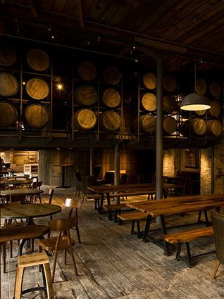 Bar interior design i interior designers glasgow bunker for Interior design glasgow