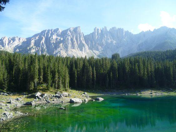 Karer See, Welschnofen, Südtirol