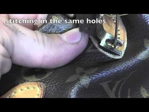 ysl handbag repair