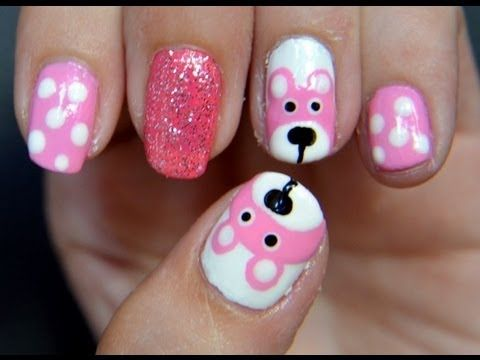 Uñas animales - animals nails - YouTube