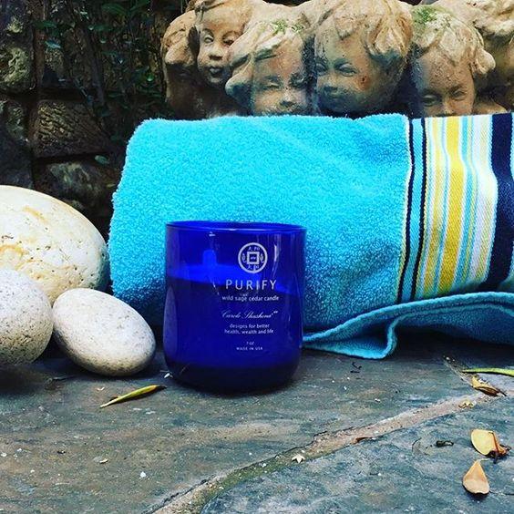 Meditate with mother nature and blue #meditation #bluebycarole #spaday #yoga #spirituality #ohm #caroleshashona #lagunabeach #cleanse #mindfulness