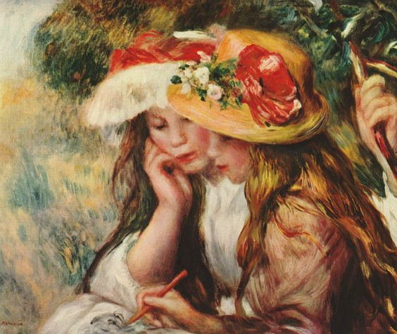 Pierre-Auguste Renoir - French Impressionist Painter, (1841-1919)