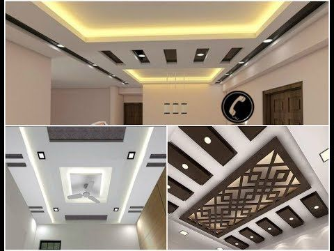 Top 200 Ceiling Designs Part 1 2019 Gypsum False Ceiling Design