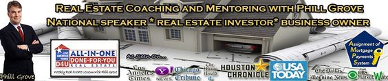 realestatecoachingandmentoring.com - Real Estate Coaching and Mentoring with Phill Grove http://realestatecoachingandmentoring.com/owner-financing/