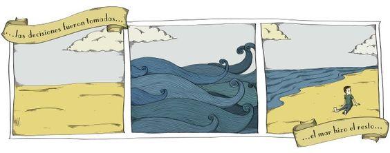 ¡Y el mar!