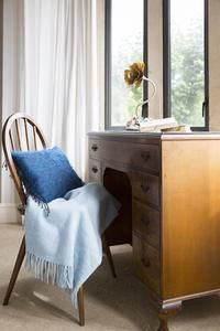 Highgate - desk & chair by the bedroom window