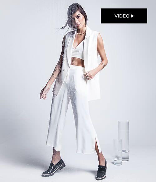 As últimas tendências de moda feminina, inspiradas nas passarelas internacionais. 6x sem juros. Troca e frete grátis. Entrega para todo o Brasil.