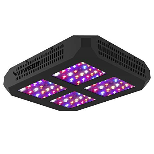 130 99 Vivosun 600w Led Grow Light Full Spectrum For Hydroponic Indoor Plants Growing Veg And Flowering 120pcs Led Diodes Great Offer Best Products Led Grow Lights Growing Plants Indoors Grow Lights