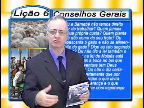 Eu Sei em Quem Tenho Crido - TV EBD - Ev. Luiz Henrique - EBDWeb