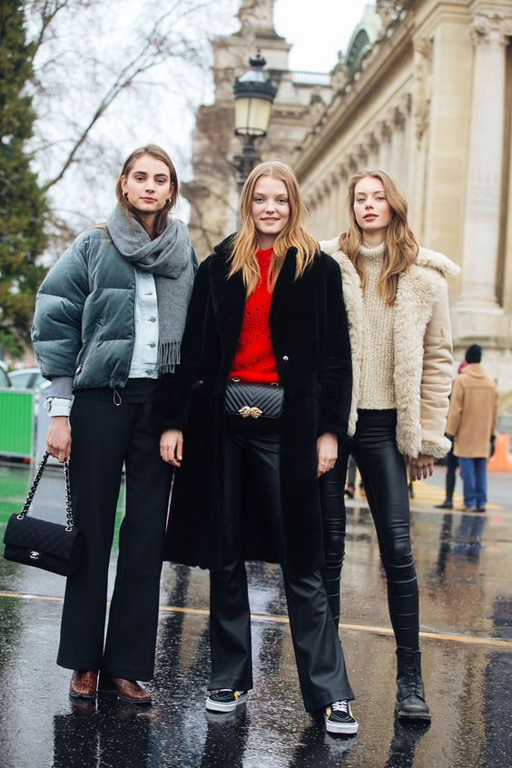 On the Street: Paris Couture Spring 18