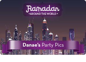 Danae's Party Pics