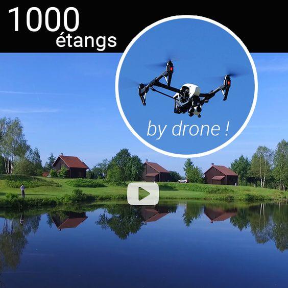 Les 1000 étangs vus du ciel #hautesaone #drone #vueaérienne #aerialview #video #franchecomte