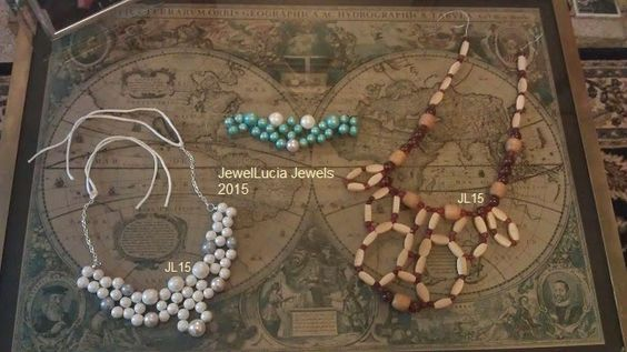 JewelleryMaker.com: The How To Create Your Own Beaded Necklace Tutorial - The Re-Styled JewelLucia Version!